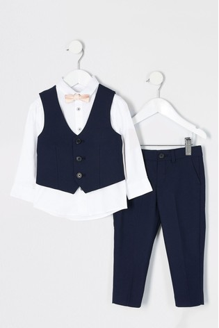 Trouser Suit Set